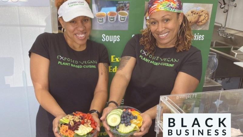 Black Business Spotlight with Exposed Vegan