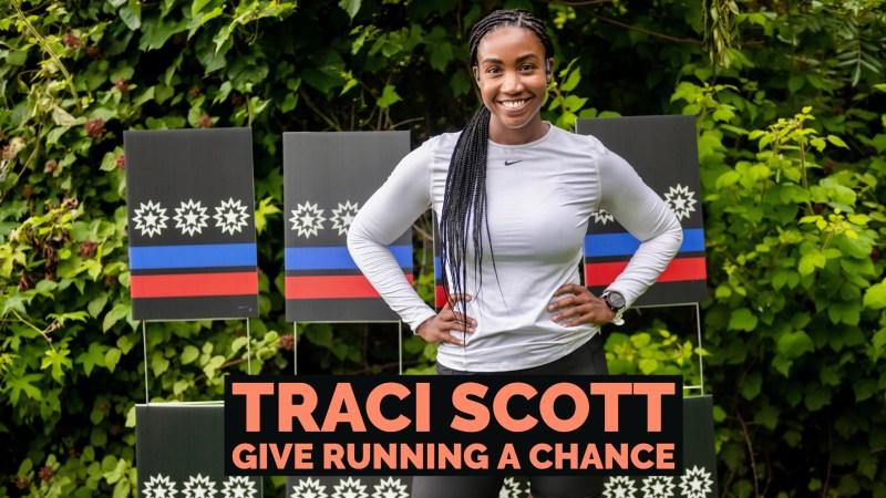 "Traci Scott ""Give Running a Chance"""
