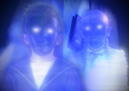 Opechee Haunt's Apparition Adventure: Terror Twins