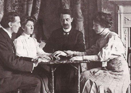Ouija Class: An Introduction to Necromancy & Spirit Communication