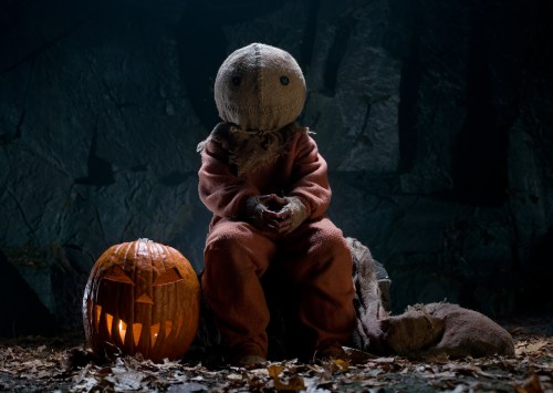 """Trick R Treat"" select clips and commentary by Michael Dougherty"