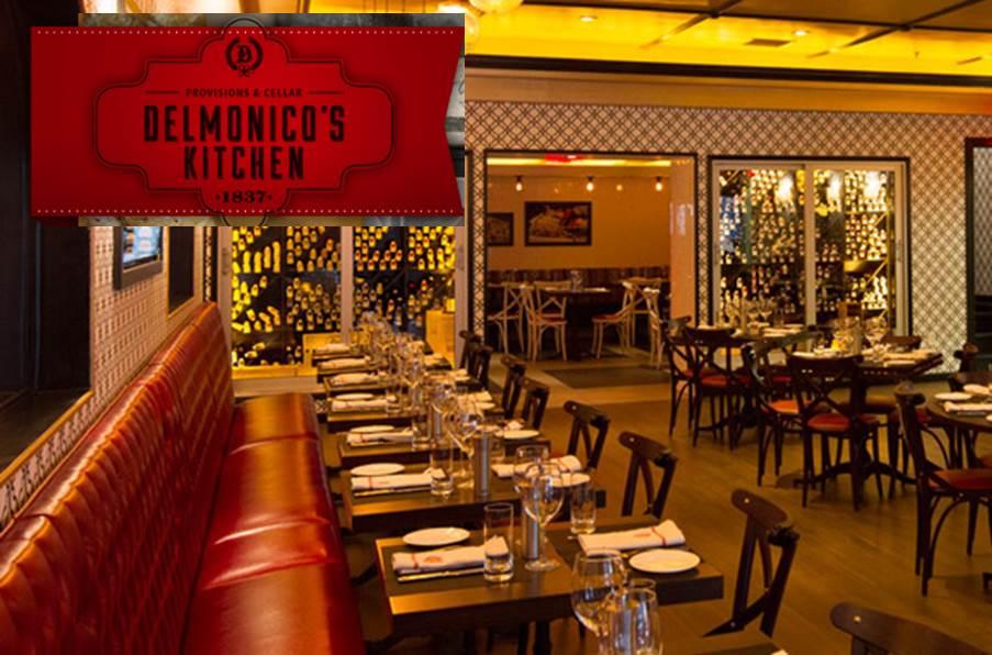 Date Night Restaurant NYC Delmonicos Kitchen Midtown