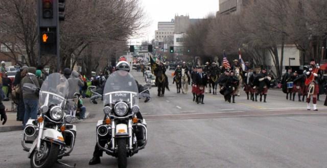 st pat's parade
