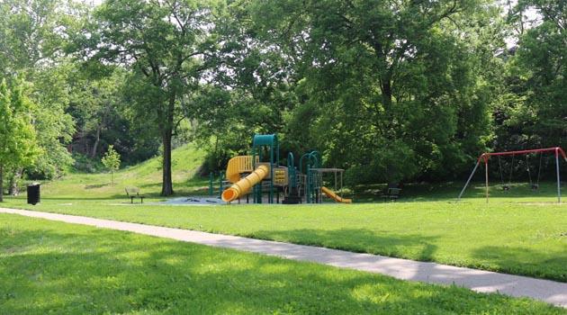 roanoke park playground