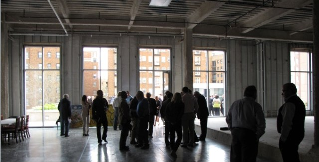 JJs owners offered a preview of the new location in April. File photo.