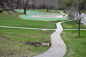 In recent years, PIAC funds have helped with improvements to Roanoke Park as well as other neighborhood and citywide projects. Photo courtesy Roanoke Park Conservancy.