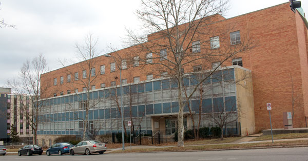 Two Catholic schools will merge and relocate to this closed charter school building at 201 E. Armour.