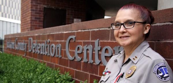 Nilda Serrano. Courtesy Jackson County.