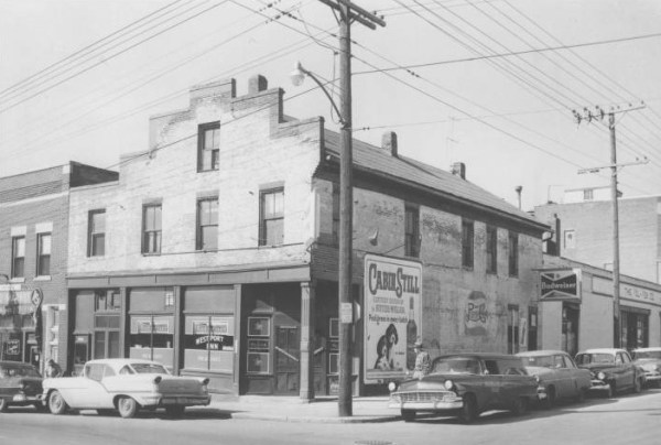 The goal of a fundraising effort called Preserving Old Westport is to catalogue the significance of buildings such as Kelly's Westport Inn (seen here in 1958), one of the oldest buildings in Westport. The survey would be a first step in discussions around how to protect and preserve the history and unique local flavor of Westport.