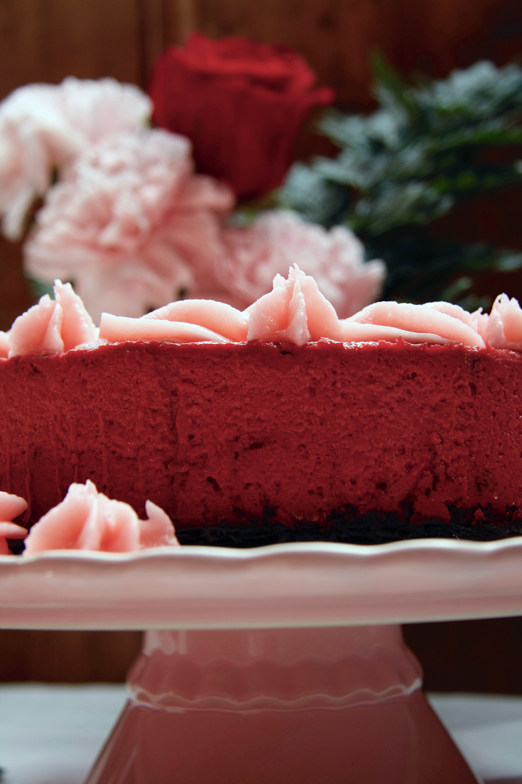 red velvet cheesecake 6