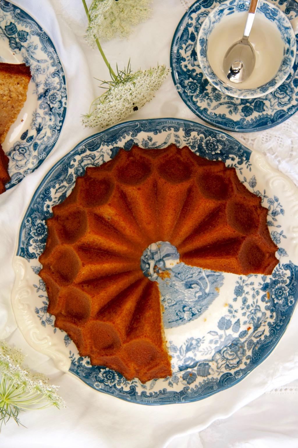 Bundt Cake espelta 8