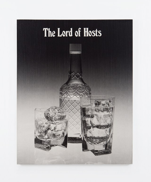 Lord of Hosts, 1984. Silver gelatin photograph on photo-linen. 50 ⅛ x 40 ⅛ inches.