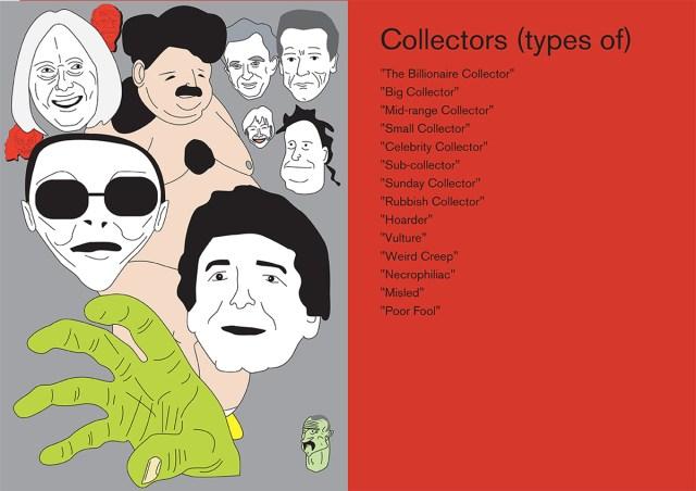 Nils Norman, Collectors, 2003-2008. Digital file.