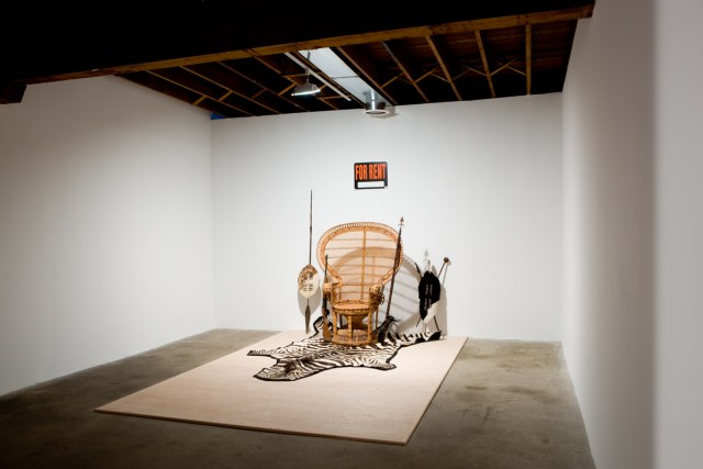 For Rent, 2006-2008. Assorted materials. Dimensions variable.