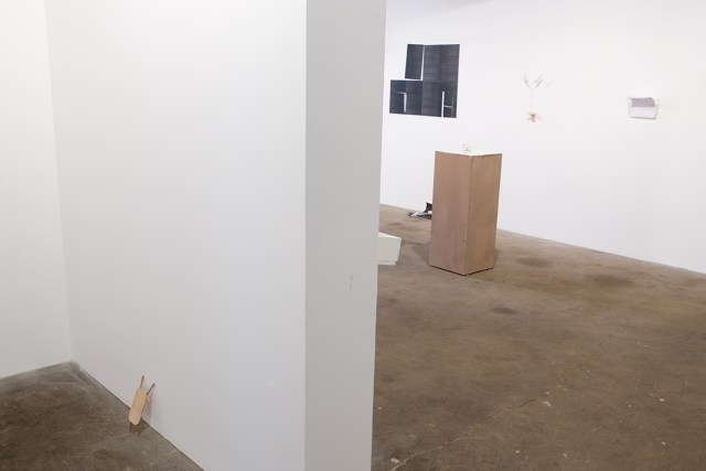 Mr. and Mrs. Pterodactyl, installation view.