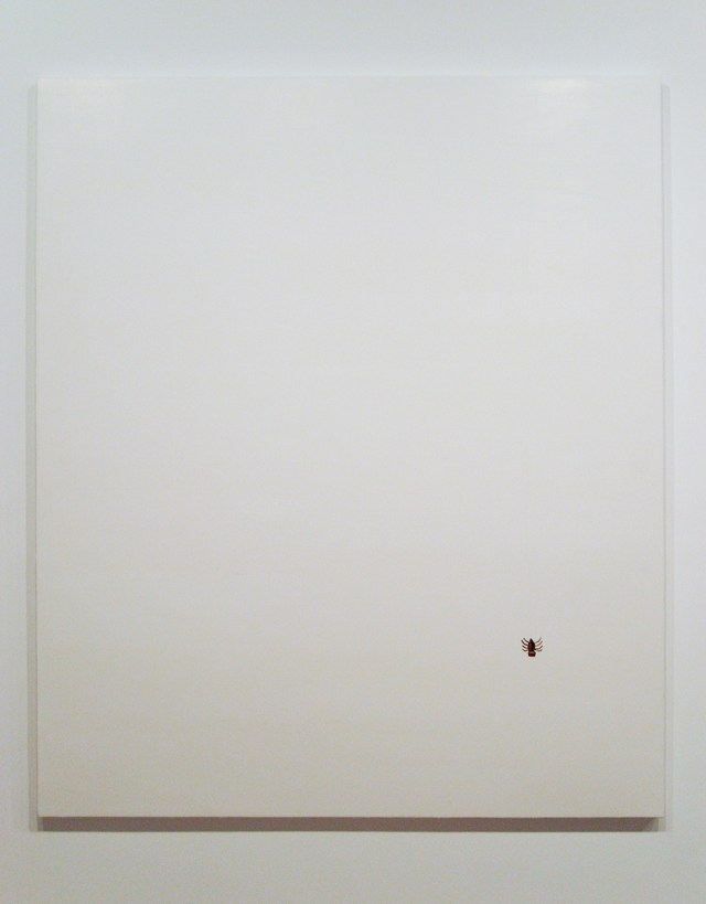 Untitled, 2006. Oil on canvas. 78 x 66 inches.