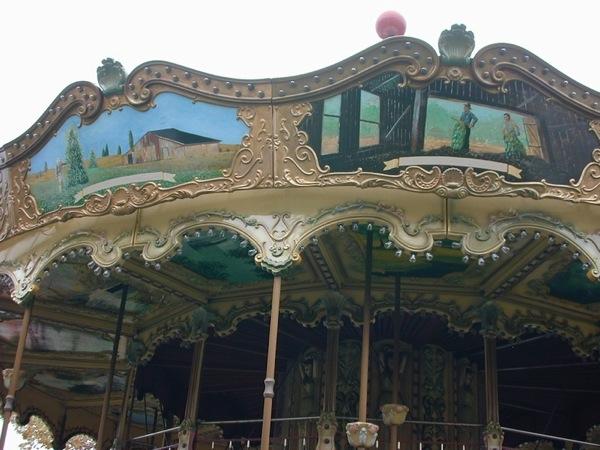 Bertazzon carousel 06