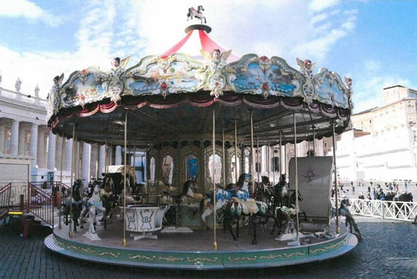 Single Deck Carousel 3