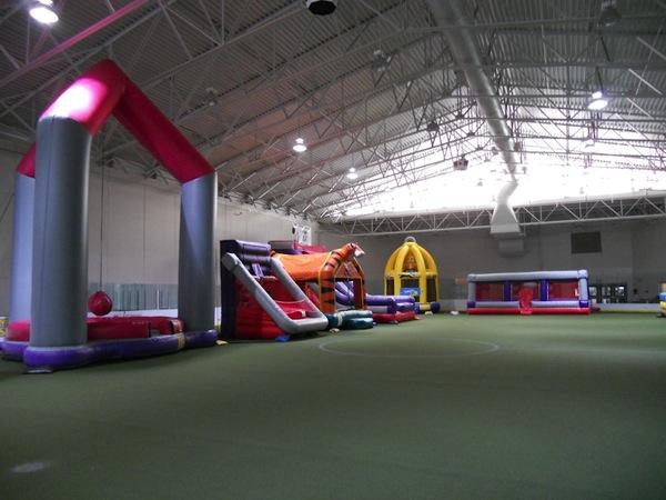 Sports complex rental 2