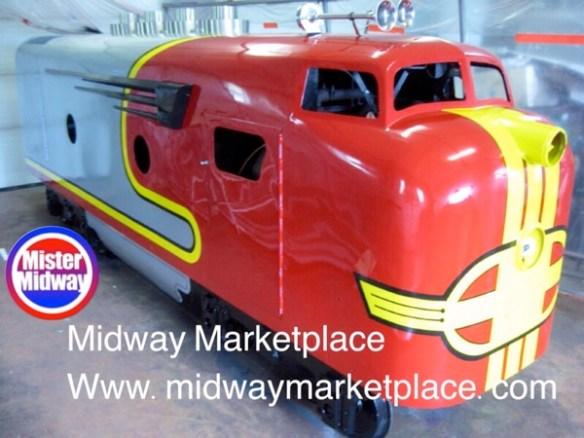 Malcolm  Cummings train engine 01