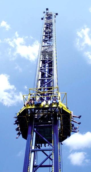 38 Meter Drop Tower