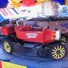Antique Cars Ride