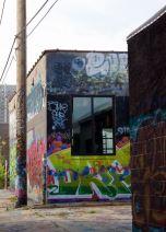 Art Alley, Kansas City, MOArt Alley, Kansas City, MO
