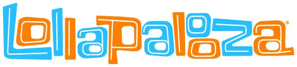 2013 Lollapalooza Logo