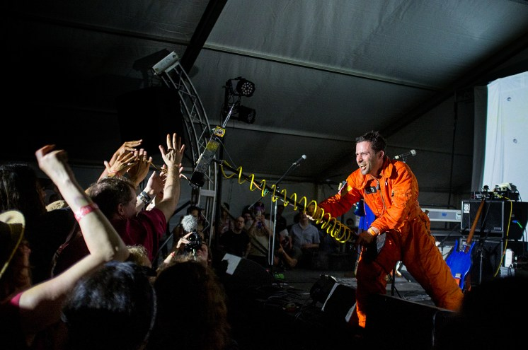 MAN OR ASTROMAN? @ Austin Psych Fest