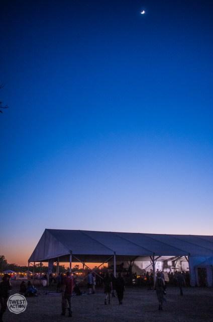 The Levitation Tent