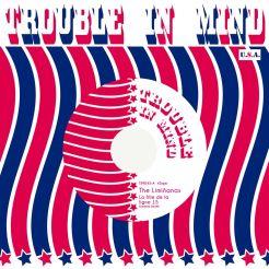 "TIM045: The Limiñanas ""La fill de la ligne 15"" b/w Mobylette (feat Nadége)"