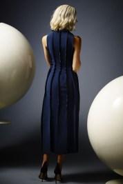 Panel dress by M2057.