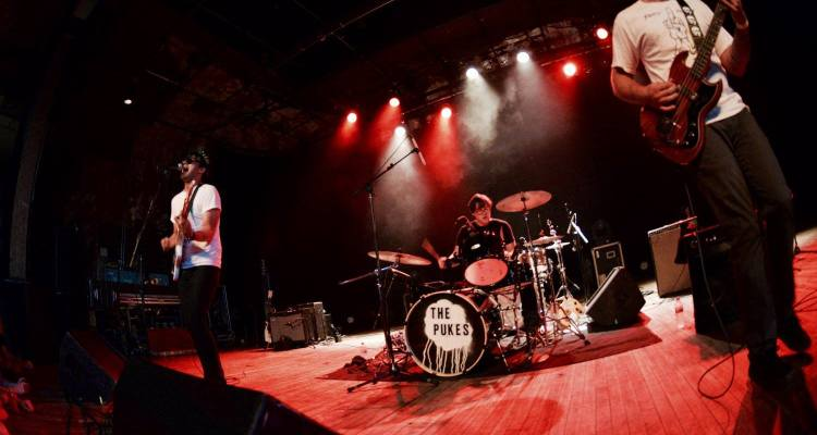 The Pukes at Turner Hall | Photo by Maddy Sharkey