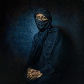"""Burqa"" by Dougan Khim."