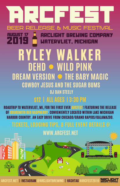 Giveaway: Win Two Tickets to Arcfest – August 17 | Midwest