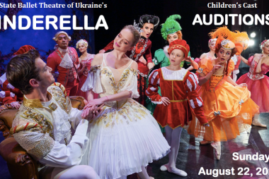 Audition for Cinderella