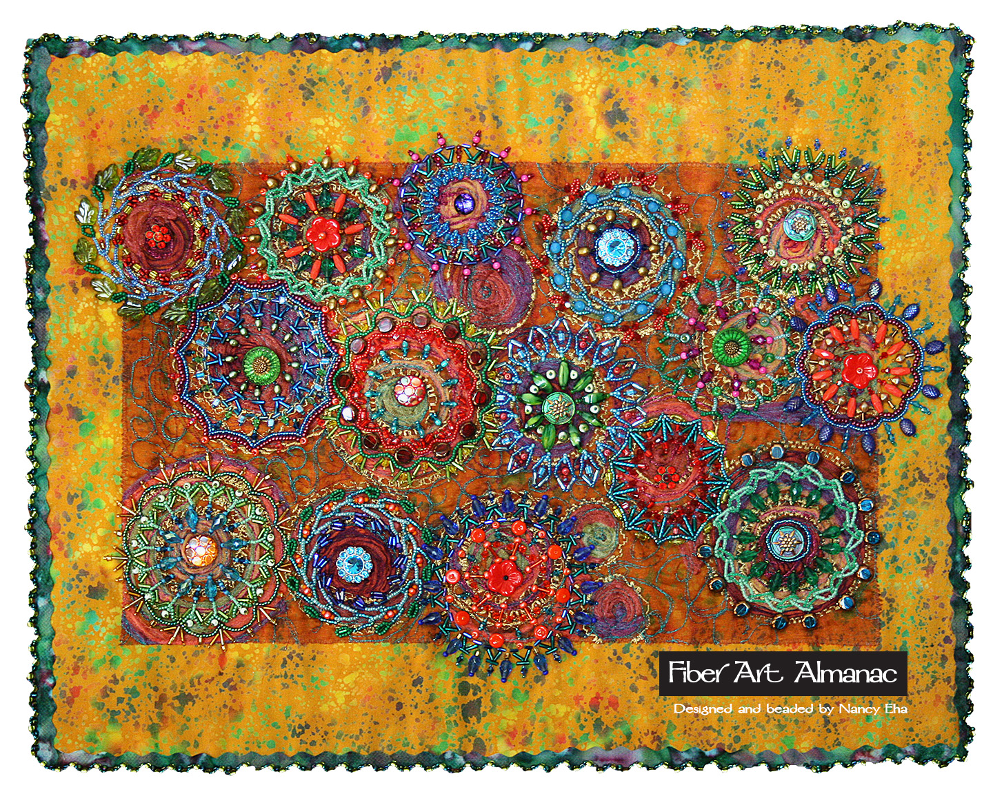 Art elements and principles of design in beaded quilts | Midwest ... : artistic quilts - Adamdwight.com