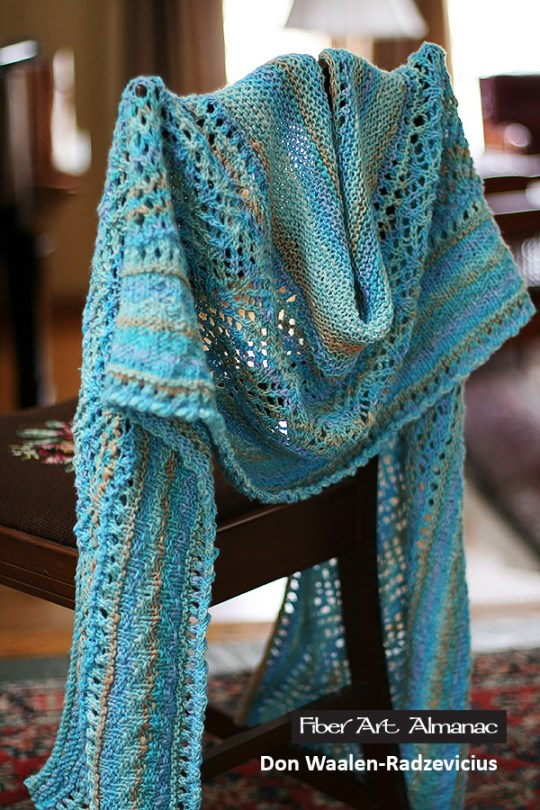Knitting and designing family memories | Midwest Fiber Arts Trails