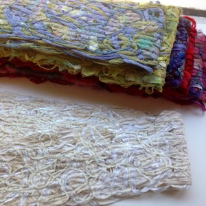 sari-scarf