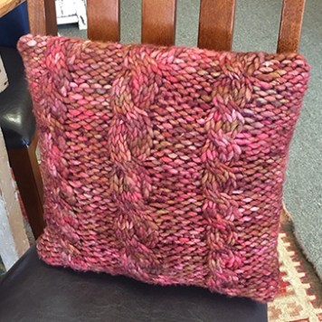 Cables Cushion