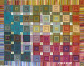Art Quilt by Jean Leeson