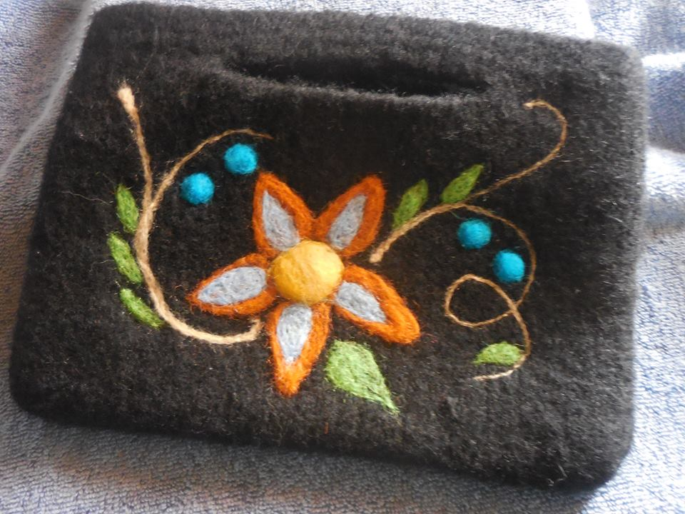Sharon Nordrun Needle felting