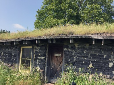Sod House on the Prairie