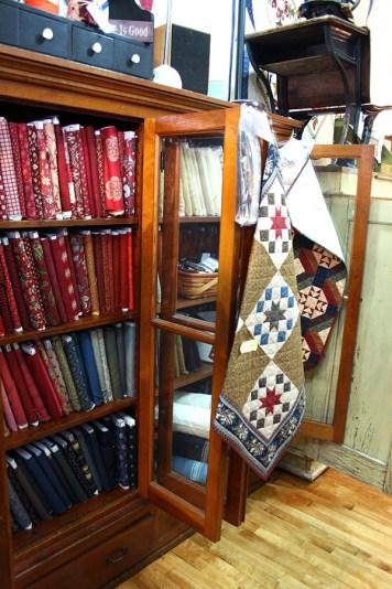 Ye Olde Schoolhouse Quilt Shop, Cedarburg, WI