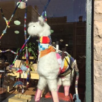 The Pink Llama Gallery - Cedarburg, WI