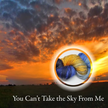 You cant take the sky from me website