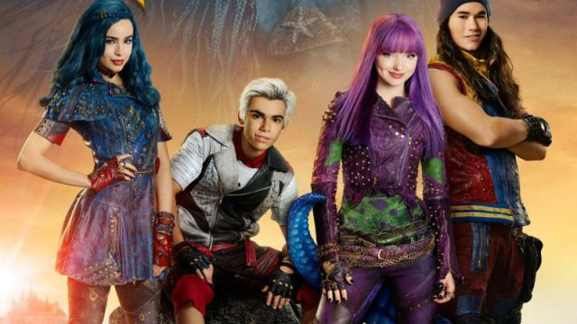 On DVD: Descendants 2