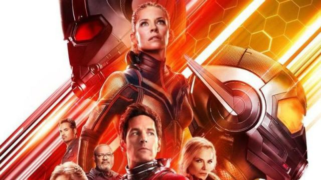 On DVD: Ant-Man & the Wasp