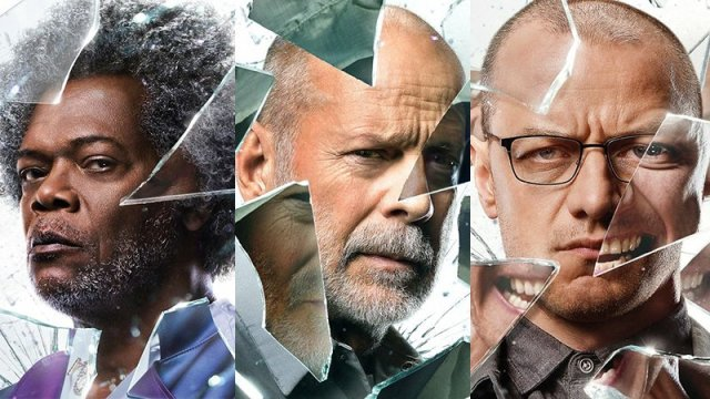On DVD: Glass