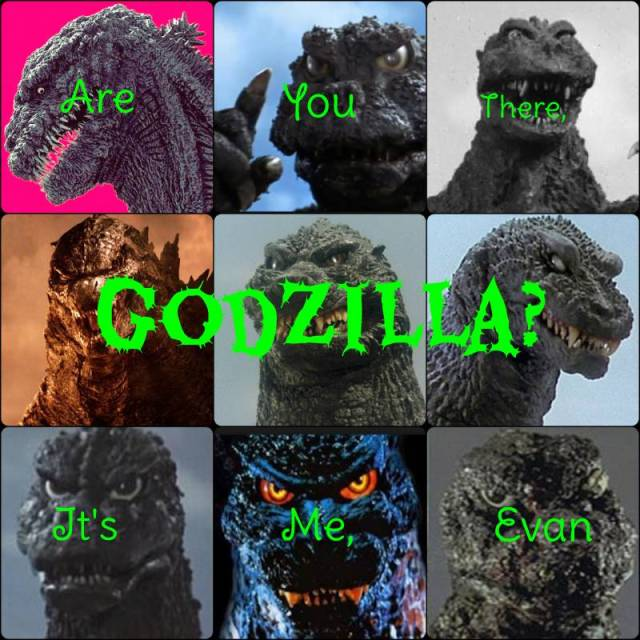 Are You There, Godzilla? It's Me, Evan: The Godzilla Franchise (1954 – Present)